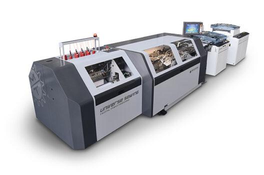 Spændende in-line løsning for digital print – Roll-to-Book